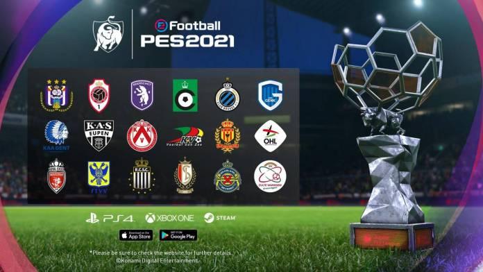 eFootball PES 2021 Season Update ha recibido su paquete de datos 2.0 9