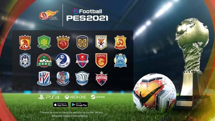 eFootball PES 2021 Season Update ha recibido su paquete de datos 2.0 10