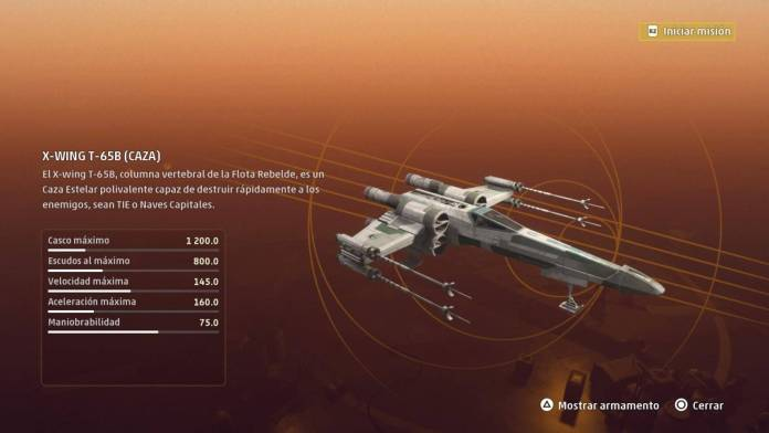 Reseña - Star Wars: Squadrons (PS4) 4