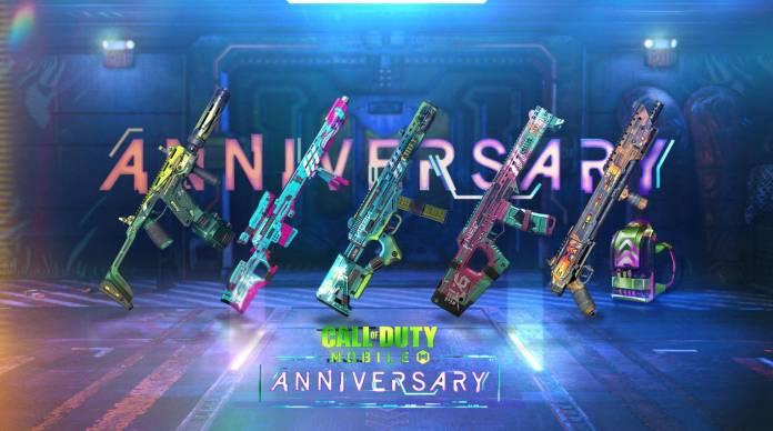 Call of Duty: Mobile Anniversary ya está disponible 2