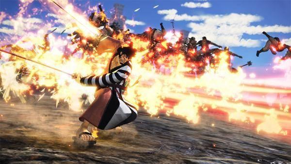 One Piece: Pirate Warriors 4 presenta las primeras imágenes de Kin'emon 1
