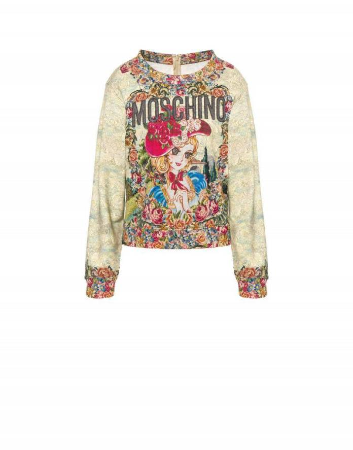 Moschino The Rose of Versailles