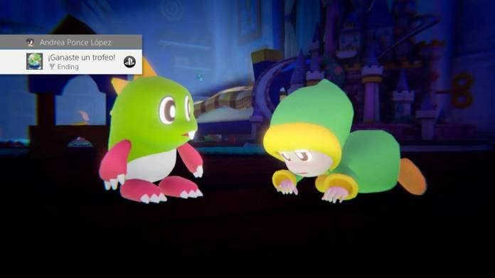Reseña - Bubble Bobble 4 Friends: The Baron is Back! (PS4) 6