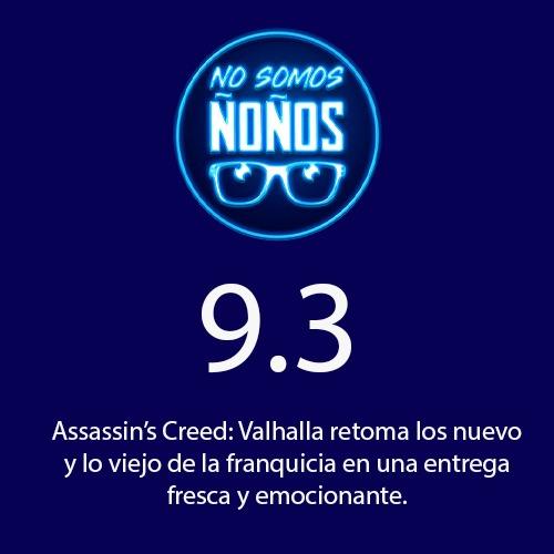 Reseña: Assassin's Creed: Valhalla (XBO) 1