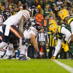 NFL Bears vs Packers