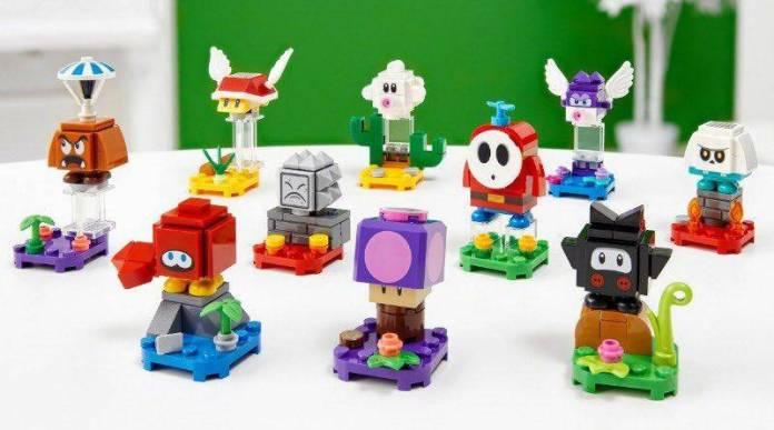 Más sets de LEGO Super Mario llegarán en Enero de 2021 8