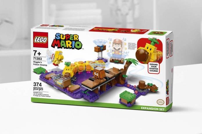 Más sets de LEGO Super Mario llegarán en Enero de 2021 2