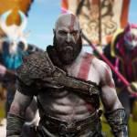 Fortnite, Kratos, God of War