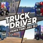 truck driver French paint jobs dlc