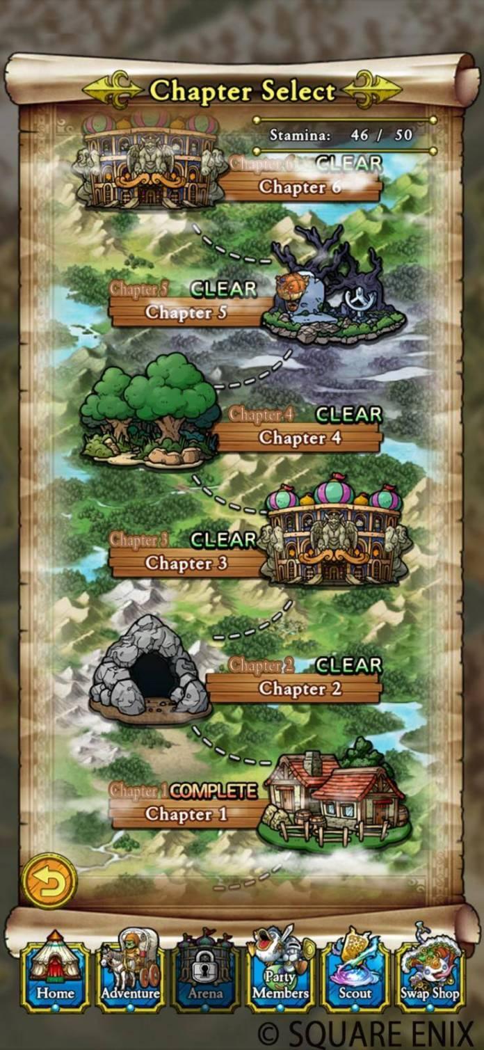 Ya puedes hacer el pre-registro de Dragon Quest Tact en iOS 2