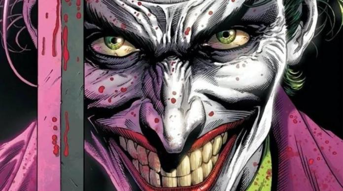 joker, titans