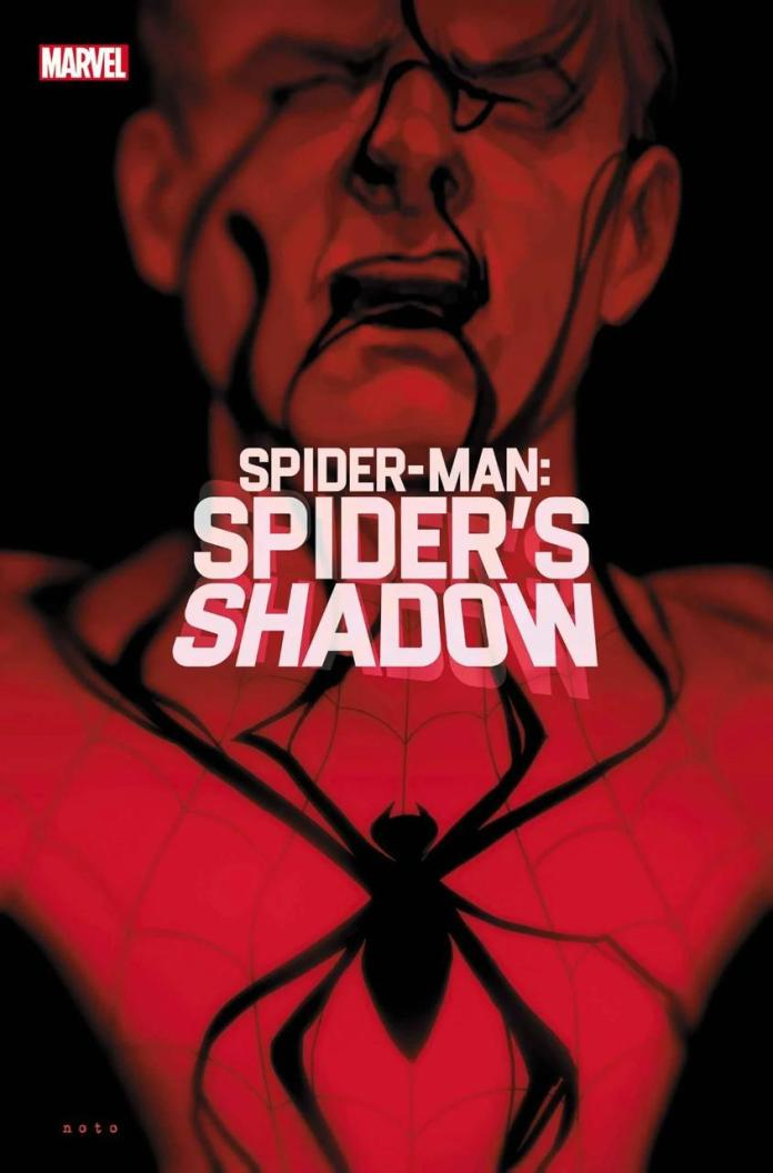 Marvel anuncia 'Spider-Man: Spider's Shadow' 1