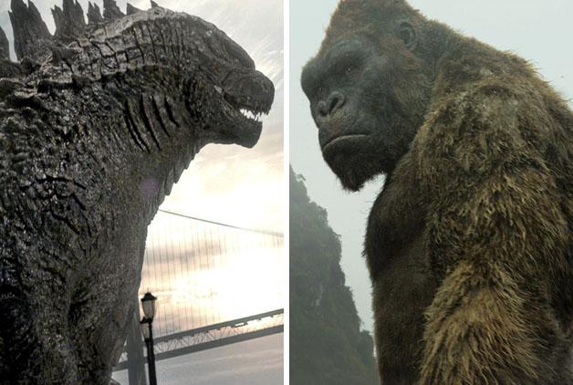'Godzilla Vs. Kong' se adelanta al 28 de Marzo 1