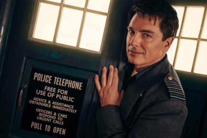 John Barrowman, Captain Jack Harness, Doctor Who