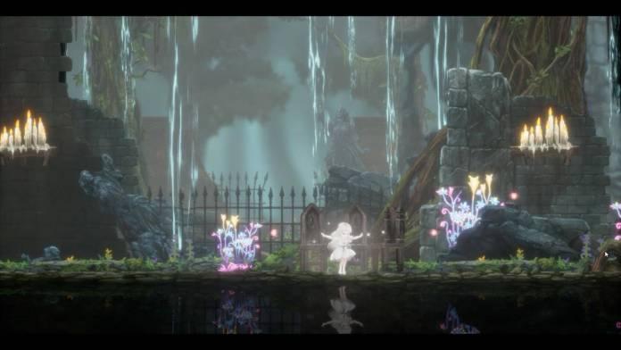 Ender Lilies tendrá acceso anticipado en Steam 3