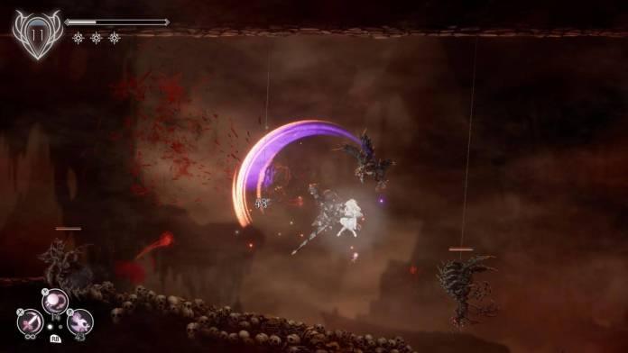 Ender Lilies tendrá acceso anticipado en Steam 10