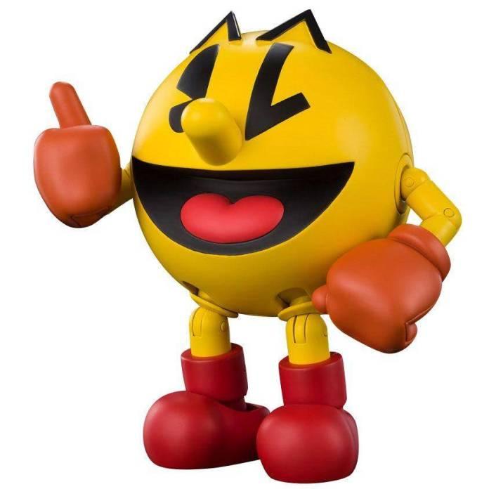 Pac-Man lanza al mercado una figura transformable que lanza fantasmas 6