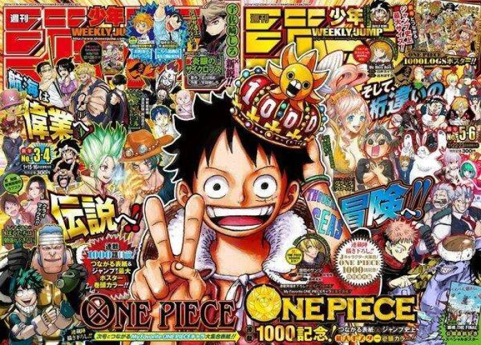 One Piece 1000 Poster