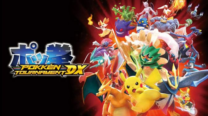 Pokken Tournamente portada