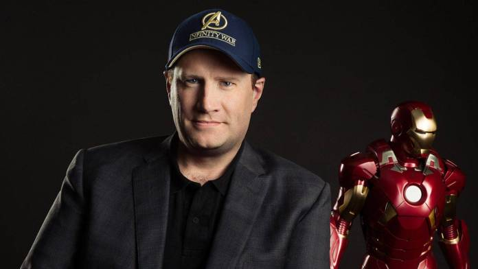 Kevin Feige & Iron Man