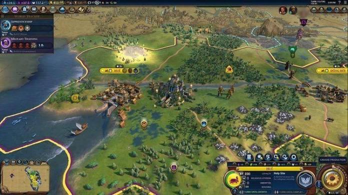 Civilization VI Vietnam