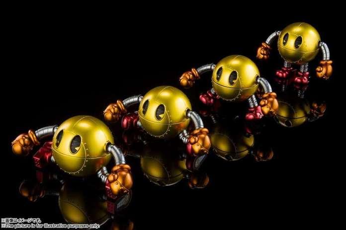 Pac-Man lanza al mercado una figura transformable que lanza fantasmas 4