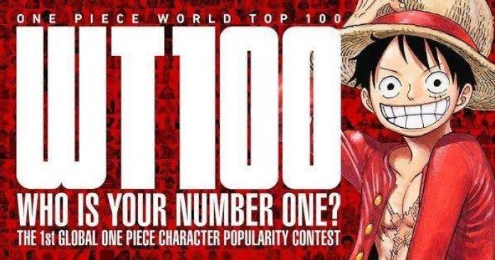 One Piece poll