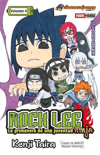 Rock Lee 4
