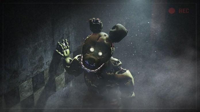 Fortnite, Five Nights at Freddy's