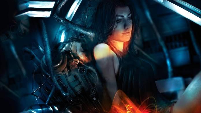 Mass Effect, Miranda Lawson (2)