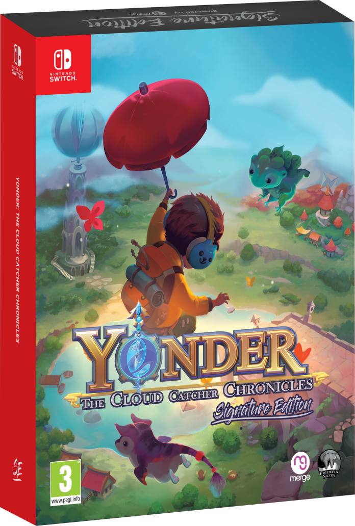 Yonder: The Cloud Catcher (Switch)