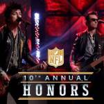 Green Day NFL Honors