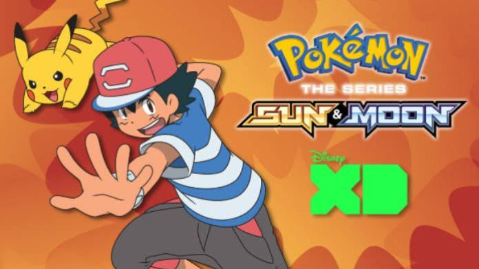 Pokemon Disney XD
