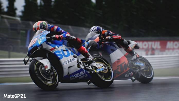 MotoGP 21 presenta su fecha de lanzamiento 8