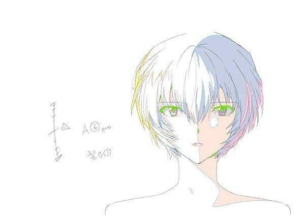 ¿Rei Ayanami es modelo? La piloto de EVA colabora con una marca de maquillaje 1
