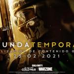 temporada 2 cold war warzone