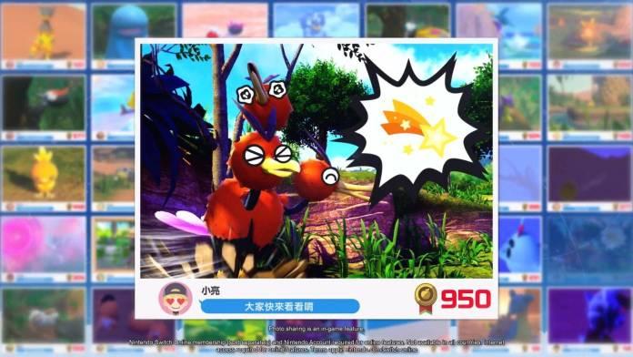 New Pokémon Snap estrena gameplay 3