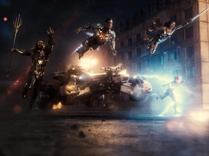 Justice League, Zack Snyder, Snyder Cut