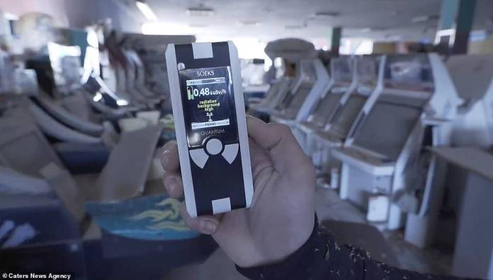 Conoce el Sega World de Fukushima: un arcade cubierto de polvo radioactivo 3
