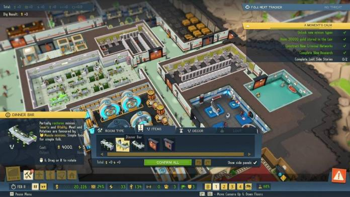 Reseña Evil Genius 2: World Domination (Steam) 8