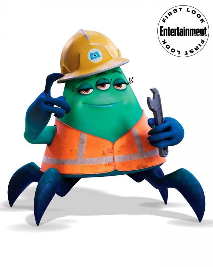 Monsters At Work: Primer vistazo a la nueva serie de Disney+ 4