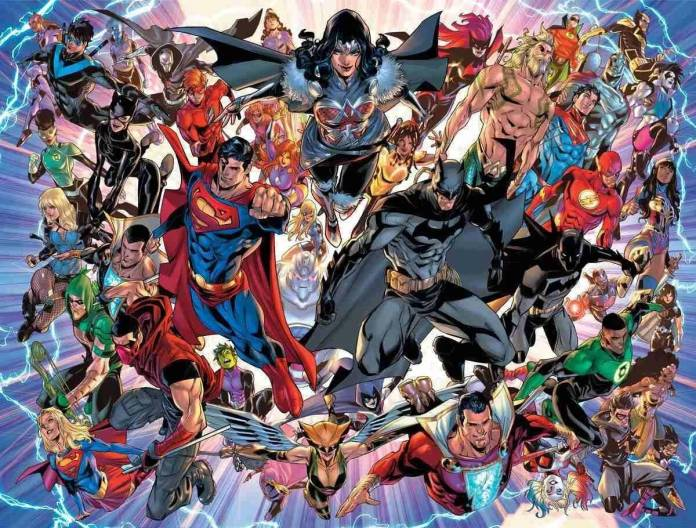 DC Infinite Frontier: Conoce los detalles de uno de los eventos más grandes de 2021 3