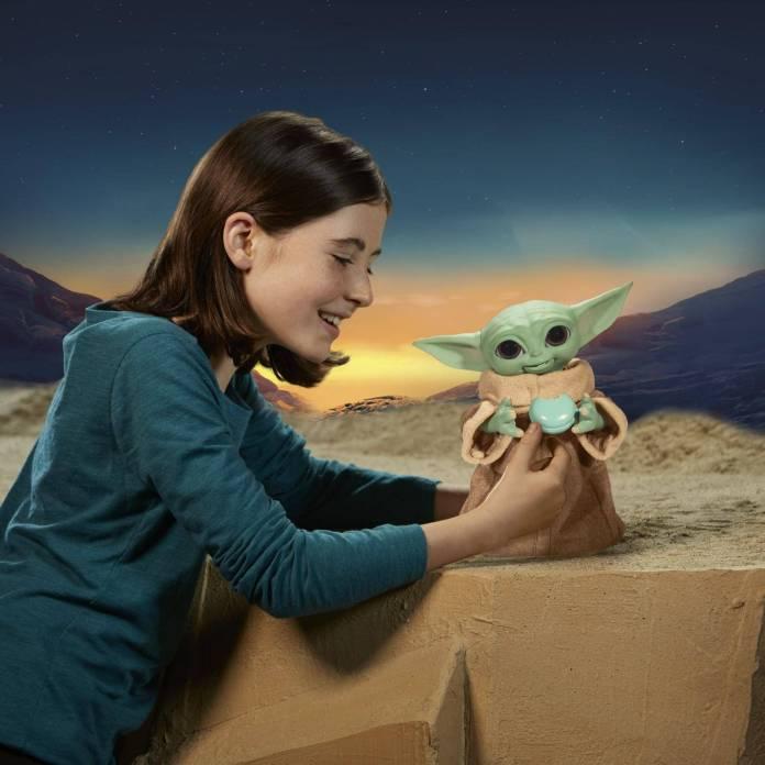 """""""Baby Yoda"""" regresa de la mano de Hasbro 3"""