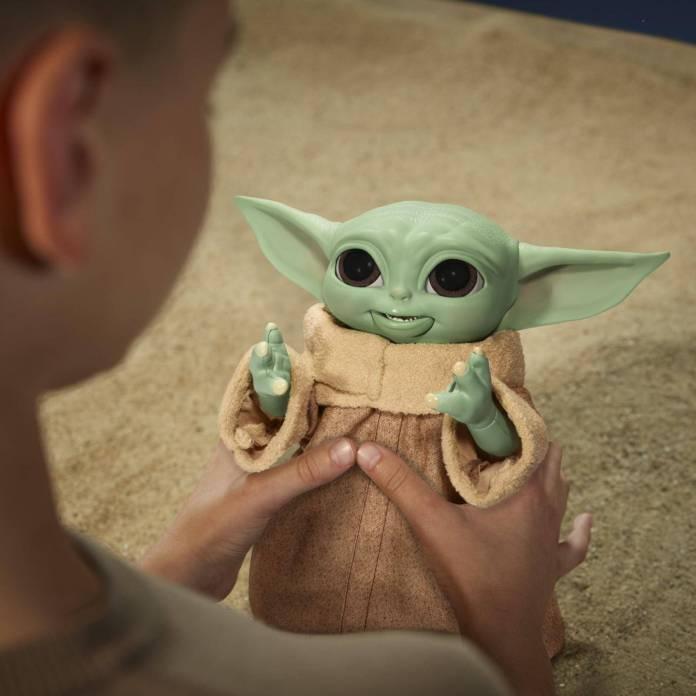 """""""Baby Yoda"""" regresa de la mano de Hasbro 1"""