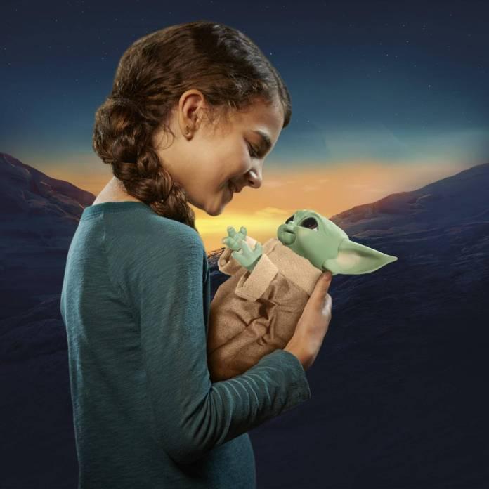 """""""Baby Yoda"""" regresa de la mano de Hasbro 7"""