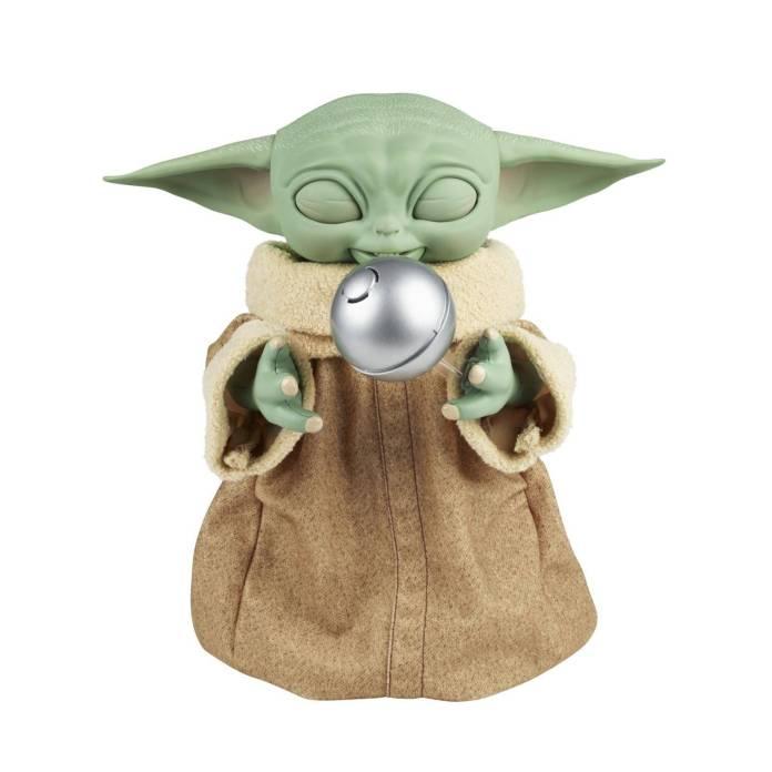 """""""Baby Yoda"""" regresa de la mano de Hasbro 8"""