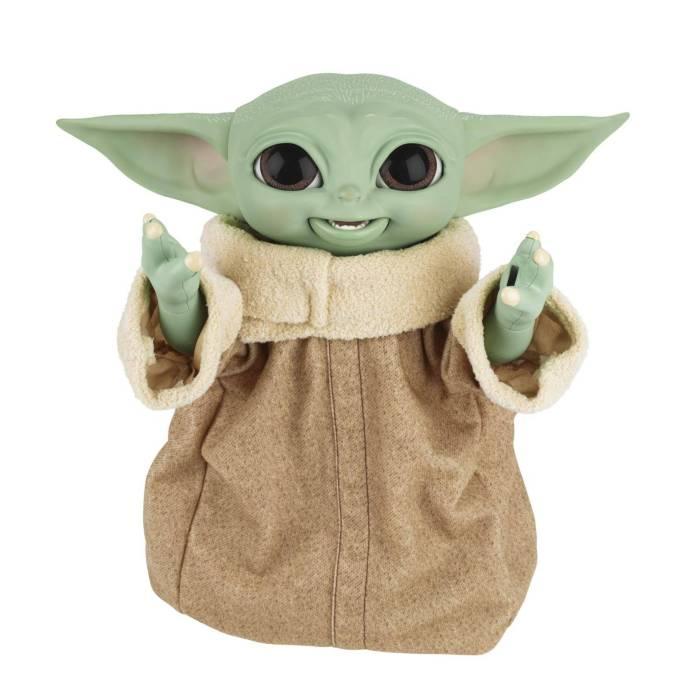 """""""Baby Yoda"""" regresa de la mano de Hasbro 11"""
