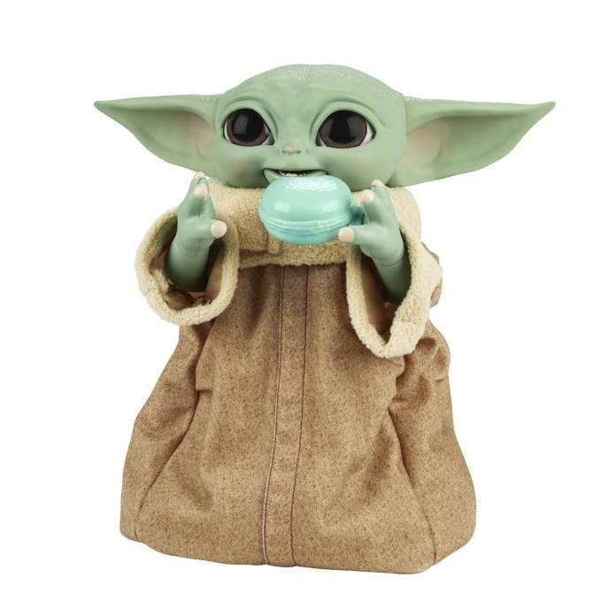 """""""Baby Yoda"""" regresa de la mano de Hasbro 12"""