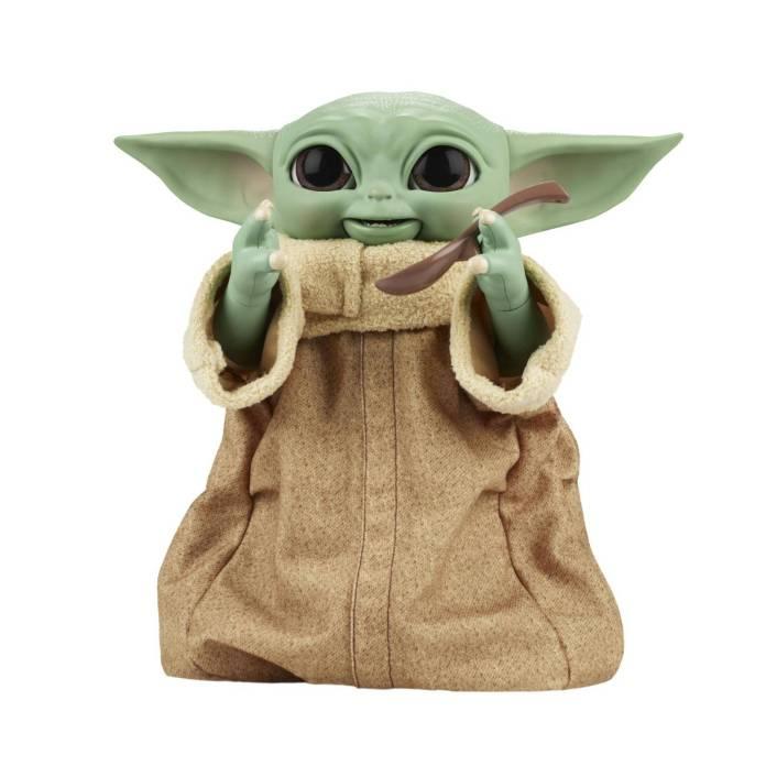 """""""Baby Yoda"""" regresa de la mano de Hasbro 14"""