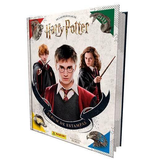 Panini Harry Potter (Albúm Pasta Dura)